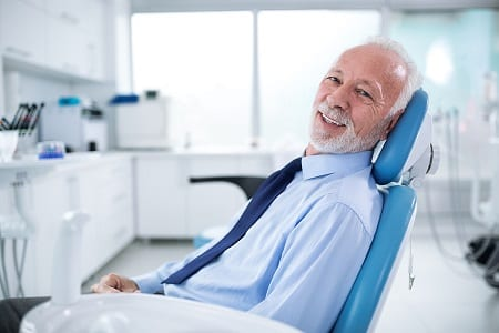 Orange County dentist for elderly